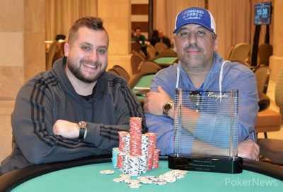 Corbin Avery and Fady Khabbaz