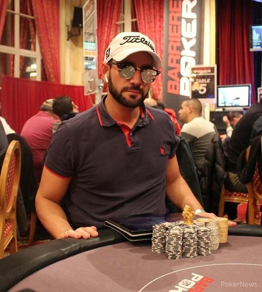 Grosse Affluence à Deauville, Arnaud Schnorfeil en tête du Jour 1b - Pokernews.com