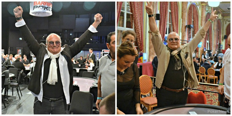 Freeroll Betclic... encore pour Marc Oualid | Barriere Poker Tour Deauville 2019 - Pokernews.com