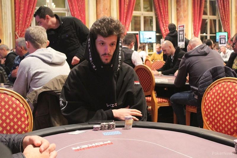Sacha, l'enfant des cartes | Barriere Poker Tour Deauville 2019 - Pokernews.com