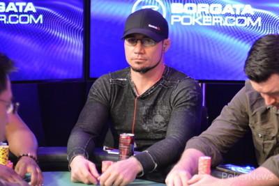 Joseph Gambino Eliminated In 8th Place 35 316 2019 Borgata Fall Poker Open Pokernews