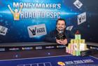 Victor Antoci Wins Moneymaker's Road to PSPC 2020 Dublin