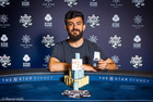 Shivan Abdine Wins $5k Challenge to Take First WSOP Circuit Title and AU$260,000/$175,980 Top Prize