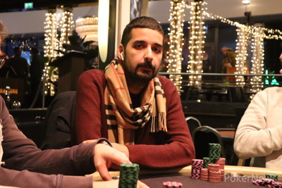Orhan Ates (during the WSOP International Circuit Rotterdam Event)