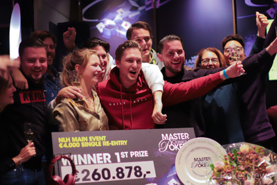 Kevin Paqué wins the 2019 MCOP Main Event