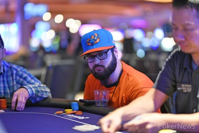 Papa Karn Doubles Removed 139 Busts 2019 Rungood Poker Series Harrah S North Kansas City Pokernews