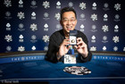 Steven Zhou Wins the 2019 WSOPC The Star Sydney Main Event for AU$260,904/$178,305
