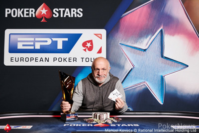 Semen Kravets wins the 2019 EPT National