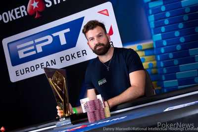 Alexandre Reard - 2019 PokerStars EPT Prague €2,200 EPT National High Roller Winner