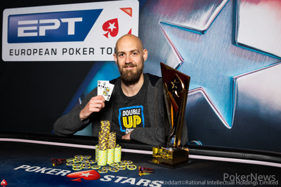 Stephen Chidwick wins EPT Prague €50,000 Super High Roller
