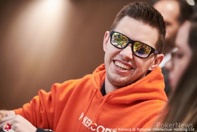 "Matthias ""iambest2"" Eibinger, Winner of SCOOP-105-H"