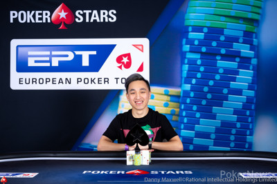 Chin Wei Lim - 2019 PokerStars EPT Prague €25,000 Single-Day High Roller I Winner