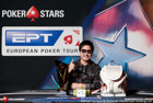 Tsugunari Toma Wins Second High Roller Title in a Week; Wins €10,300 High Roller for €523,120