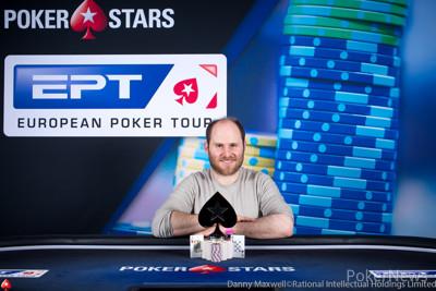 Sam Greenwood - 2019 PokerStars EPT Prague €25,000 Single-Day High Roller II Winner