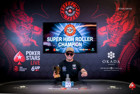 Lester Edoc Wins the First-Ever PokerStars Red Dragon Super High Roller for ₱5,222,000 ($102,127)