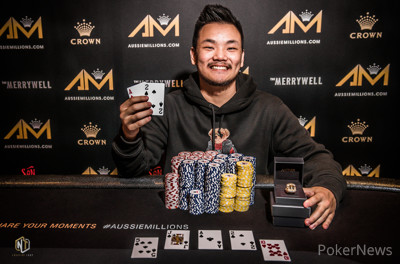 Jo Snell Wins 2020 Aussie Millions Opening Event