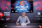 Ankit Ahuja Claims the PokerStars Red Dragon Manila High Roller Trophy and ₱6,112,000 ($119,533)