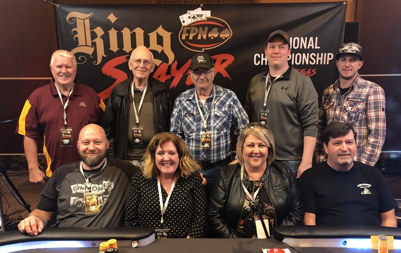 FPN King Slayer Final Table