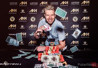 Jorryt van Hoof wins 2020 Aussie Millions A$25,000 Pot Limit Omaha Challenge