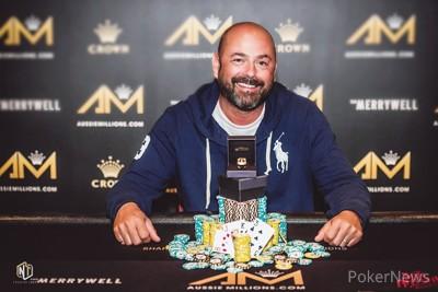 Matthew Edwards Wins Aussie Millions A$1,150 Pot Limit Omaha