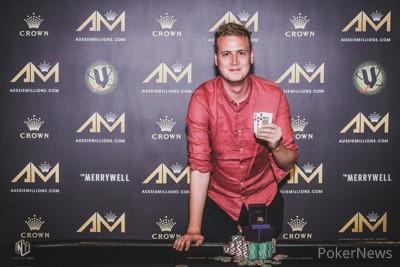 Freek Scholten Wins A$1,150 Mix Max