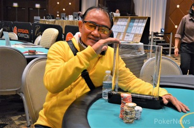 "Event #4: $400 Saturday Series Champion Men ""The Master"" Nguyen"