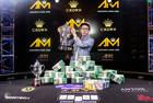 "Vincent ""Wonky"" Wan Wins 2020 Aussie Millions Main Event (A$1,318,000)"