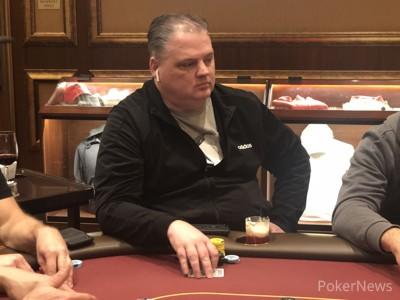 Jason Seitz in prior poker action.