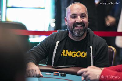 Feinberg Hits Quads Harrington Dodges A Bullet 2020 Rungood Poker Series Jamul Casino Pokernews