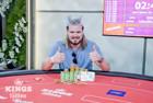 Johan Karlsson Wins the Kings of Tallinn Main Event (€126,900)