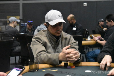 Kanat Ozturk in prior poker action.