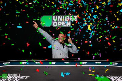Martin Olali, Winner of 2020 Unibet Open Dublin Main Event