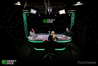 Unibet Open Dublin Heads Up