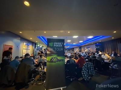 Unibet UK Poker Tour London Main Event