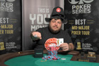 Cody Stanford Wins Second Ring in RGPS Tunica Main Event