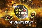 """""""AAAArthur"""" Wins 14th Anniversary Sunday Million for $1.1m After Four-Way Deal"""