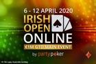 Christopher Johnson wins Irish Open Online Deepstack for €14,791