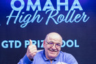 Roger Hairabedian Wins the 2020 King's PLO High Roller (€40,401)