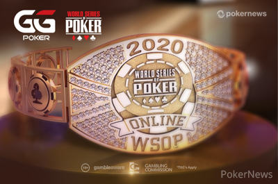 WSOP on GGpoker