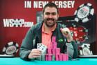 "Robert ""bustinballs"" Kuhn Wins Event #3: $400 No-Limit Hold'em ($115,850)"