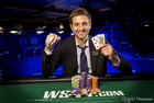 """Tony """"Panoramic"""" Dunst Wins Event #21: $777 NLH 6-Handed for 2nd Gold Bracelet ($168,342)"""