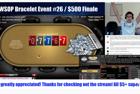 "Ethan ""RampageP"" Yau Streams Victory on Way to 2020 WSOP Online Event #26: Grande Final Bracelet ($164,494)"