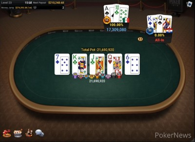 Event 43 Hand 32