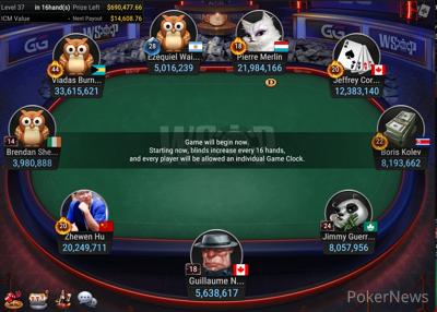 Event #49 final table
