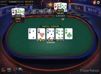 Garbi Wins $5,000 Six-Handed Championship
