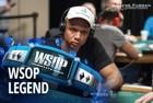 WSOP Legend Phil Ivey
