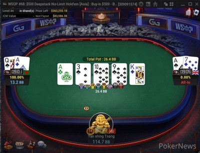"""Stephen """"supernuts21"""" Holford Eliminated in 3rd Place"""