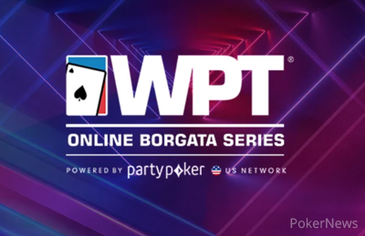 WPT Online Borgata Series powered by partypoker US Networ