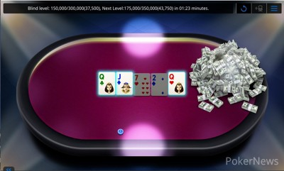 """""""petersmyth"""" Eliminated in Second Place ($16,662)"""