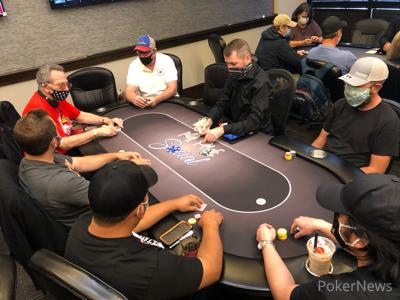 Lone Star Poker Series Kickoff Event Flight 1A